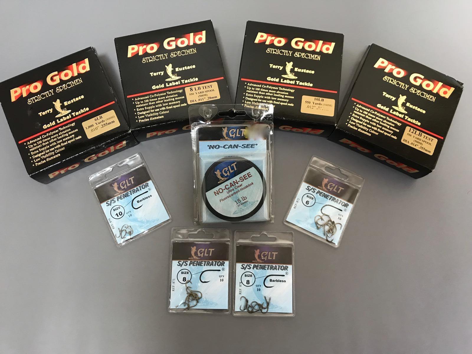 Gold Label Tackle Sponsorship Prize