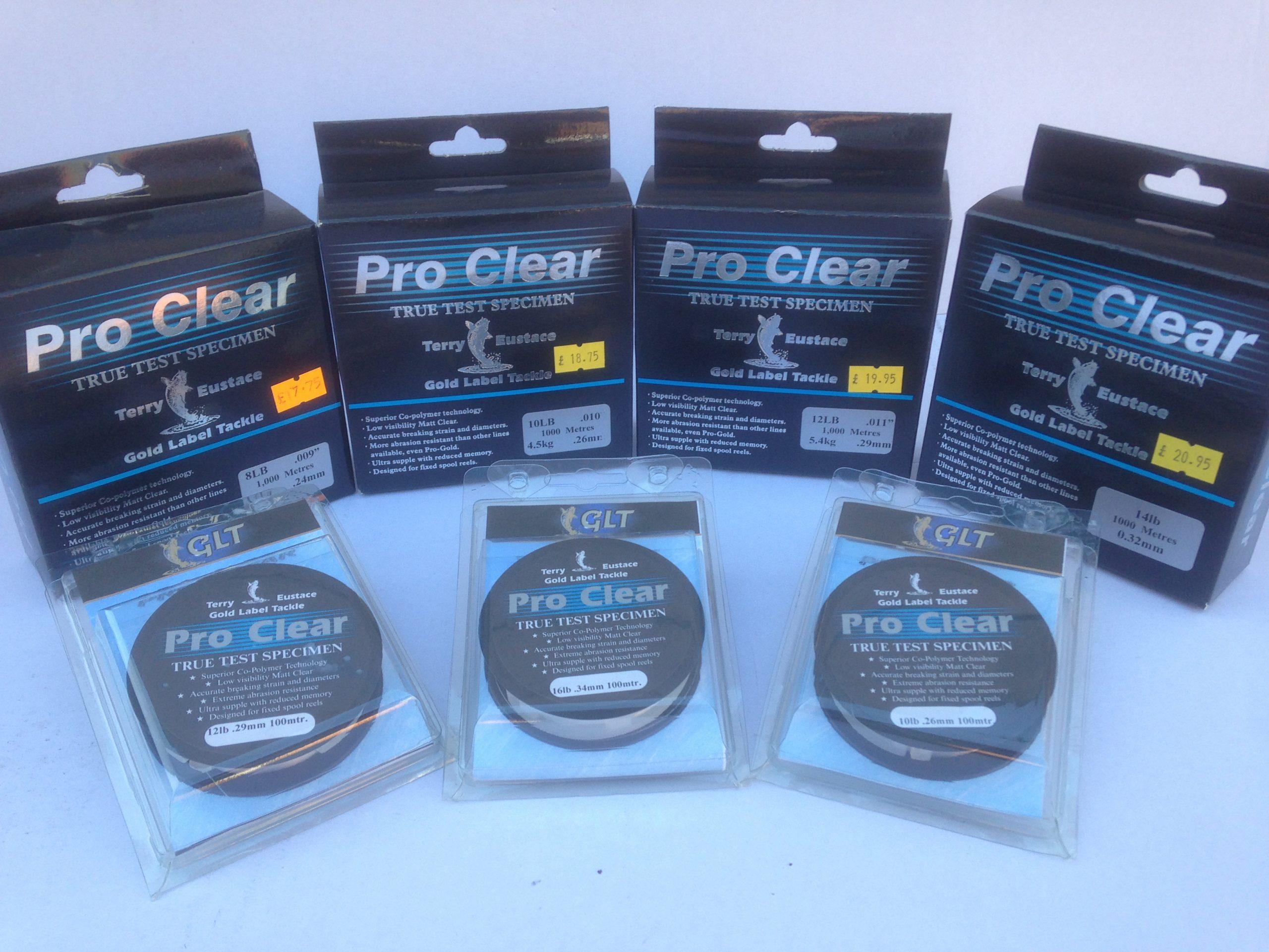 GLT Pro Clear Line